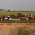 19-latek wciągnięty w maszynę rolniczą