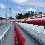 Kolejny etap remontu stadionu na ukończeniu