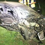Nieokiełznał Audi A6, twierdzi że to nie on prowadził