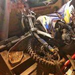 Zderzenie motocrossu z autem w Cieszynie. 3 osoby poszkodowane