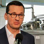 Premier Morawiecki przyjedzie do rolników