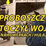 Proboszcz wytoczył wojnę dzieciom na hulajnogach i rowerkach