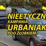 Nieetyczna kampania Urbaniaka pod Żłobkiem?
