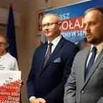 Piotr Walkowski poparł Łukasza Mikołajczyka