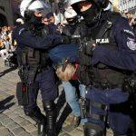 Wójt Żelazkowa zatrzymany podczas Marszu Równości w Kaliszu