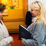 Marlena Maląg przekazała 320 tys. DPS-om