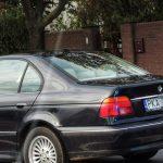 Kierował BMW i miał 3 promile!