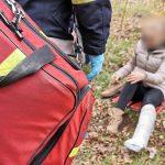 Spadła z konia na Piaskach. Interweniowali strażacy i pogotowie