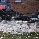 Wybuch gazu – dom się zawalił