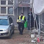 Policjantów wykorzystano do przeprowadzki?