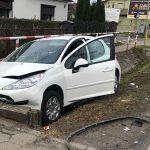 Zderzenie 3 aut Wrocławska – Osiedlowa