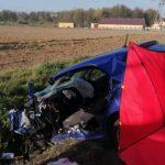 77-latek zginął na trasie Ostrów – Pleszew