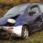 Zderzenie Daewoo, Peugeota i Mercedesa na obwodnicy Skalmierzyc