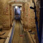 Trwa remont pałacu w Lewkowie