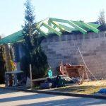 Romowie budują grobowiec wielkości domku