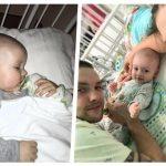 Mały Marcel wylatuje do USA by pokonać guza mózgu