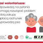 Wolontariusze pomogą seniorom