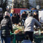 Handlowcy z targu będą zadowoleni. Władze miasta przywracają handel w sobotę