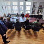 Handlowcy z targowiska spotkali się z władzami miasta