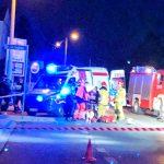 Kierowca Citroena pijany, motocyklista ma złamaną nogę