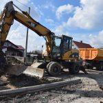 Skrót do drogi na Kalisz przechodzi remont