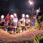 Wędkarz z Ukrainy uratował topielca. Ciało drugiego wyłowili strażacy
