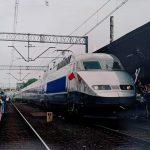 25 lat temu pociąg TGV przyjechał na ostrowski dworzec
