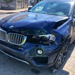Zderzenie na skrzyżowaniu Odolanowska – Długa. Kierowca BMW bez uprawnień