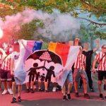 Policjanci ukarali kibiców piłkarskiej Ostrovii