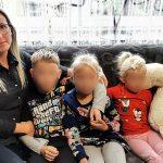 Osierociła trójkę dzieci. Szukała pomocy w ostrzeszowskiej służbie zdrowia