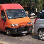 2,5 promila kierowca busa, który na Limanowskiego uszkodził auta