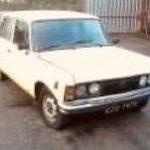 Kradzież zabytkowego Fiata 125p
