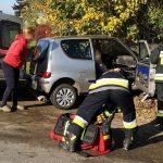 Kobieta zmarła po wypadku w Ołoboku