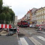 Kolejne ważne zmiany w ruchu w okolice filarów i Placu Rowińskiego